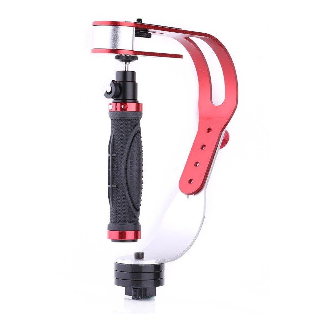 2.1lbs/ 0.95kg Loading PRO Handheld Steadycam Video Stabilizer For Digital Camera Camcorder DV DSLR SLR Holder