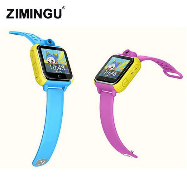 V83 Smart Kid Eco Friendly Safe GPS Watch Wristwatch SOS Call Finder Locator Tracker Child Anti-Lost Monitor Gift 2017 ZIMINGU wireless service call bell system popular in restaurant ce passed 433 92mhz full equipment watch pager 1 watch 7 call button