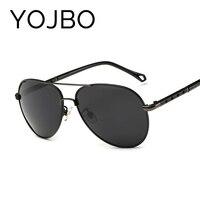 Vintage Driving Polarized Sunglasses Men High Quality AlloyFrame 2016 Mens Brand Designer Mirror Sun Glasses Women
