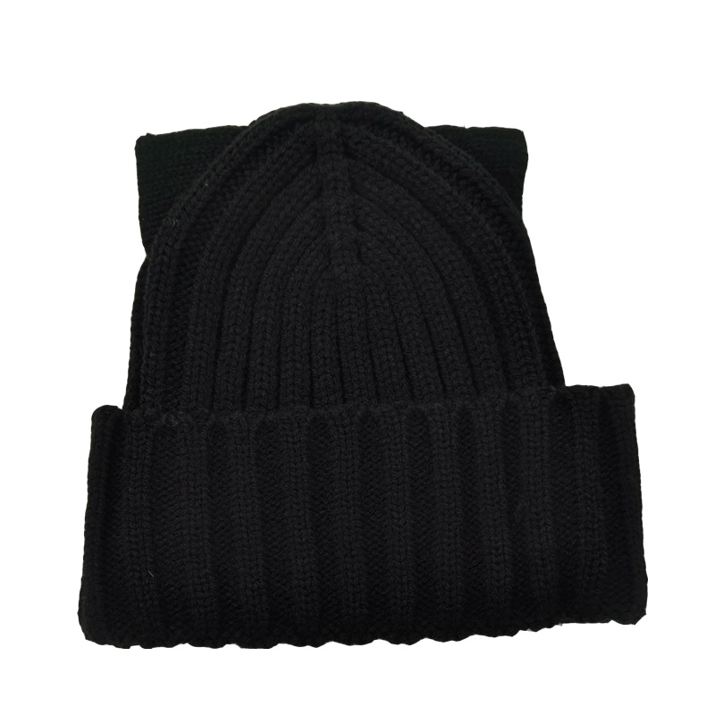2016 amerikanische Modemarke Wolle Häkeln Beanie Strickmütze Hut - Bekleidungszubehör - Foto 3