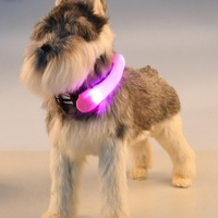 pet-dog-led-light-glowing-bandage-collar-accessories-silicone-straps-security-warning-lights-pet-night-walking-safe-supplies