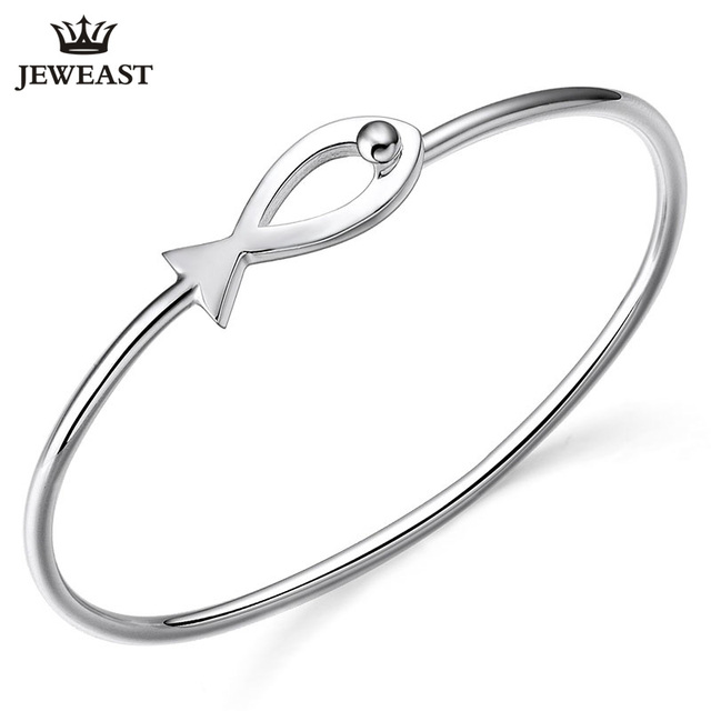 Small Fish Shape 925 Sterling Silver South Korea Hot Selling Bracelet Simple Fashion Student Bracelet Pulseras Mujer