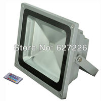 RGB Led Floodlight 48w Rgb Led Flood Light Lamp Water Proof IP 68 Led Streep Lamp
