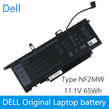 Original Laptop battery For DELL Type NF2MW  7.6V 52Wh