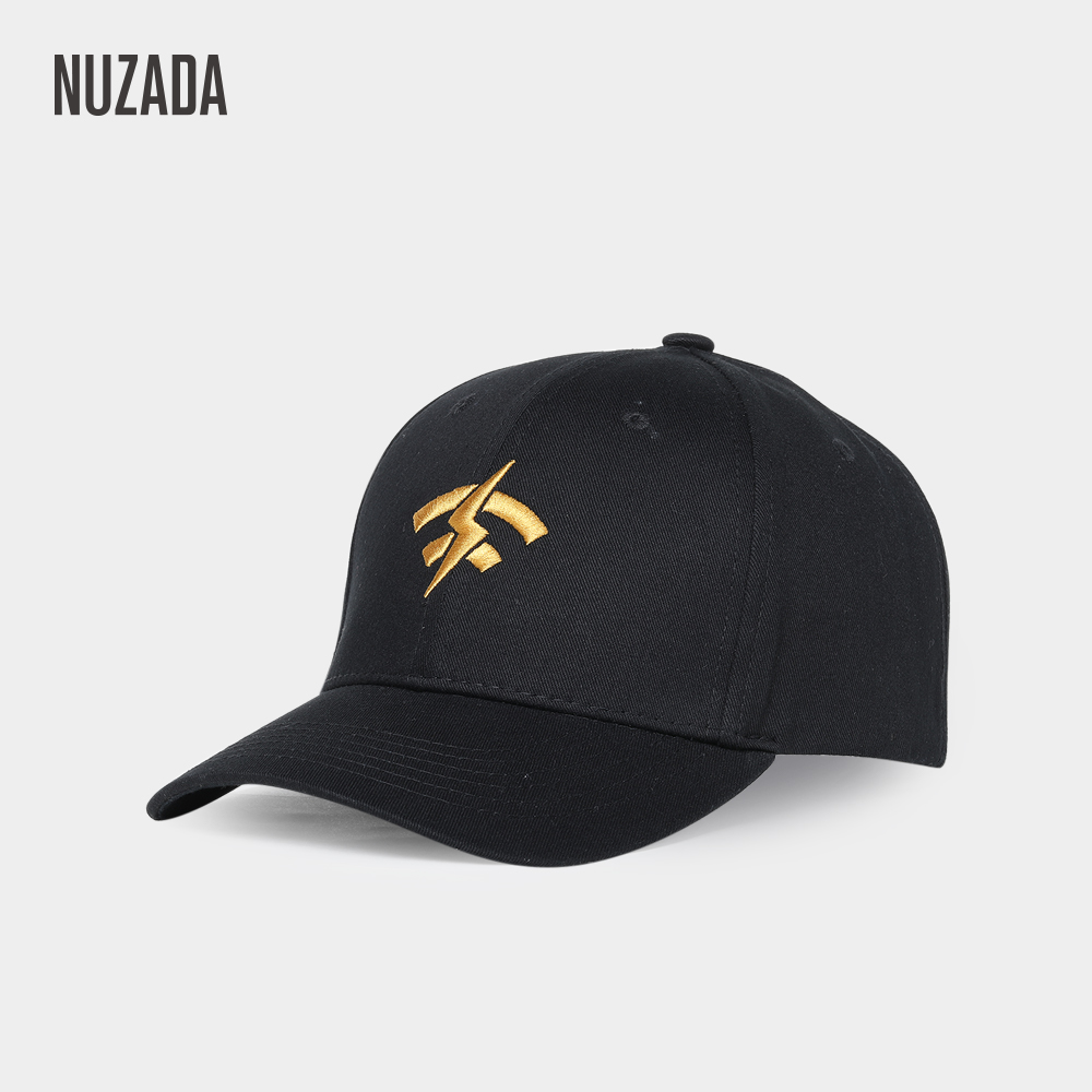 Brand NUZADA Embroidery Baseball Cap For Men Women Double Layer Bone 6 Colors Spring Summer Caps Cotton Snapback Cotton Hats gold embroidery crown baseball cap women summer cap snapback caps for women men lady s cotton hat bone summer ht51193 35