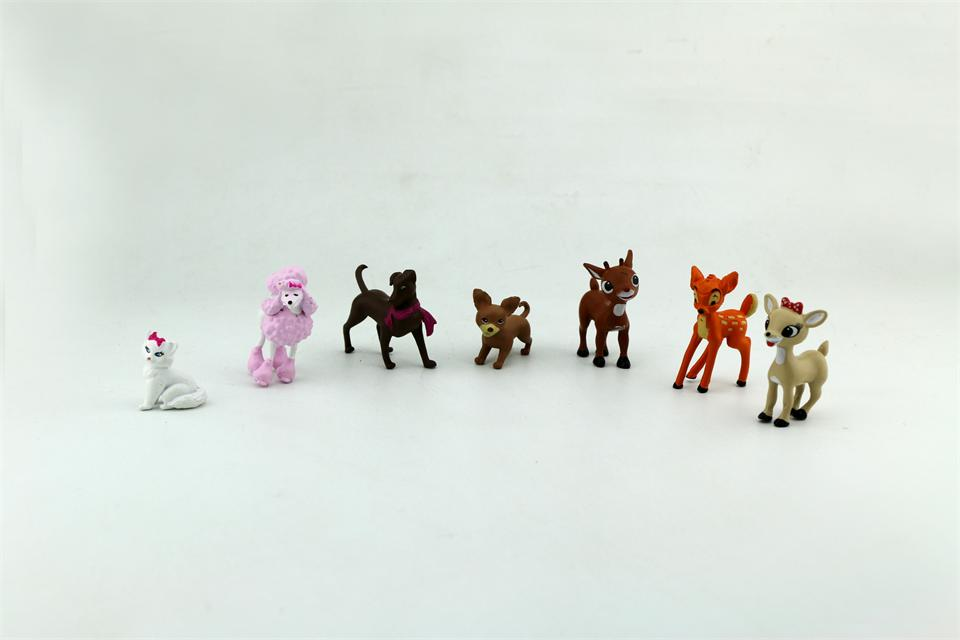 Top 100 Best Selling Toys : Best selling action figures cute animal capsule toys