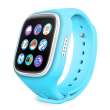 Touchscreen kinder smart watch gps locator tracker armbanduhr kinder SOS Anti-verlorene Smartwatch iOS Android T1 PK q90 q50 q80