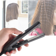 Electric Hair Straightener straightening Iron Hair Crimper Corn Plate Mini Ripple Corrugation curling iron Styling Tools hair country 2 in 1 hair straightener flat iron electronic straightening corrugated curling crimper corn plate styling tools