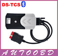 DHL Express 2014.2 R2 CD TCS CDP With Bluetooth diagnostic unit with TWO PCB Chip Support for Multi-language Work on cars trucks