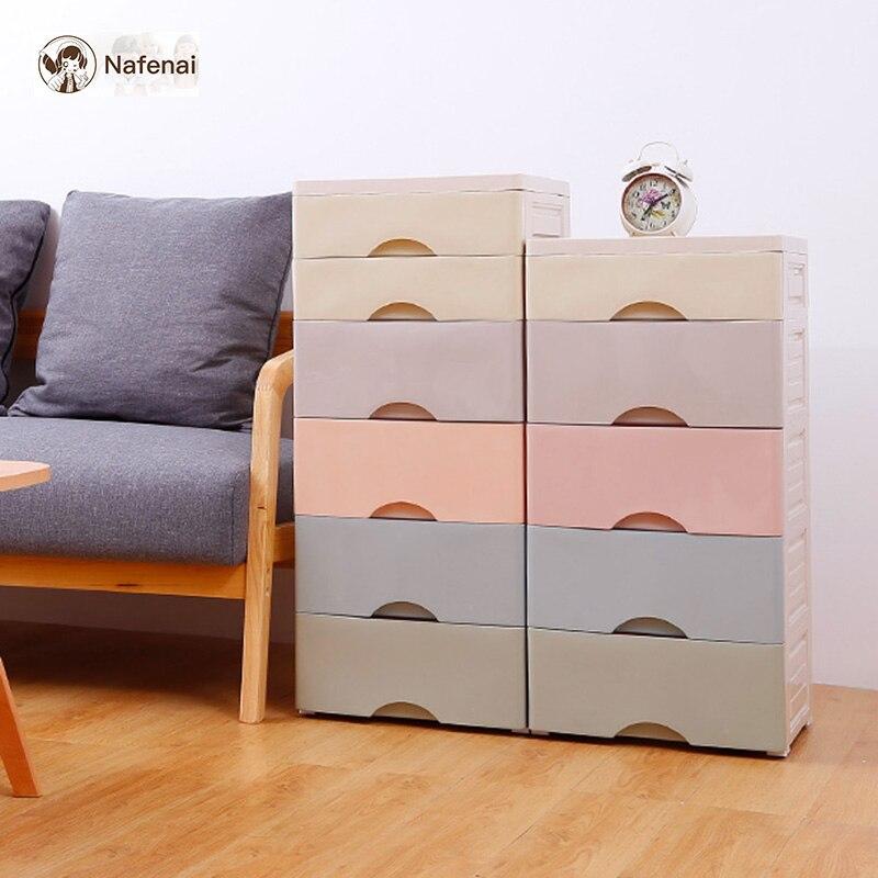 Tiroir de cuisine en plastique enfants armoire organisateur Portable armoire en plastique armoire trier placard adapté pour chambre armoire