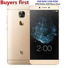 Original Letv LeEco Le S3 Pro X626 4GB RAM 32GB ROM Helio X20 Deca Core Mobile Phone 5.5″ FHD 21MP Fingerprint ID smartphone