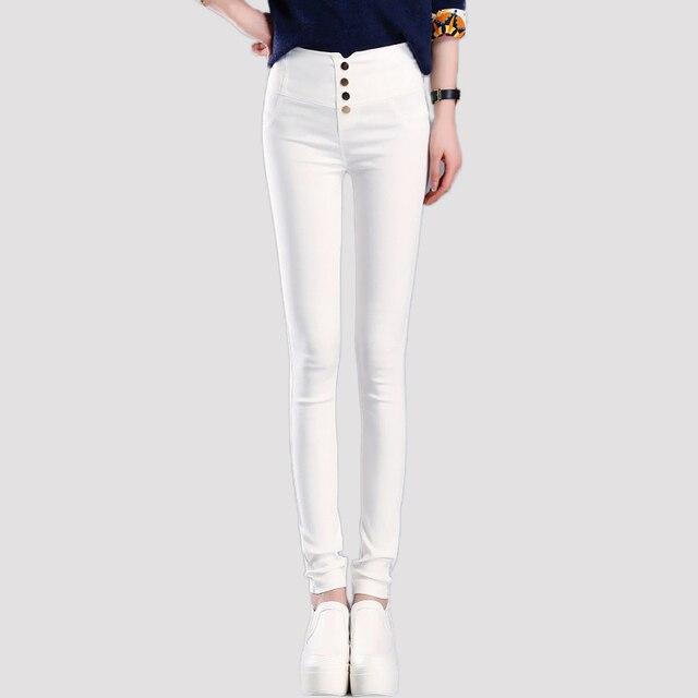 2016 New arrival pants Women OL Work Wear Slim Stretch Pencil Pants/ Trousers/ For Women Plus Size XXXL Fashion pants Capris