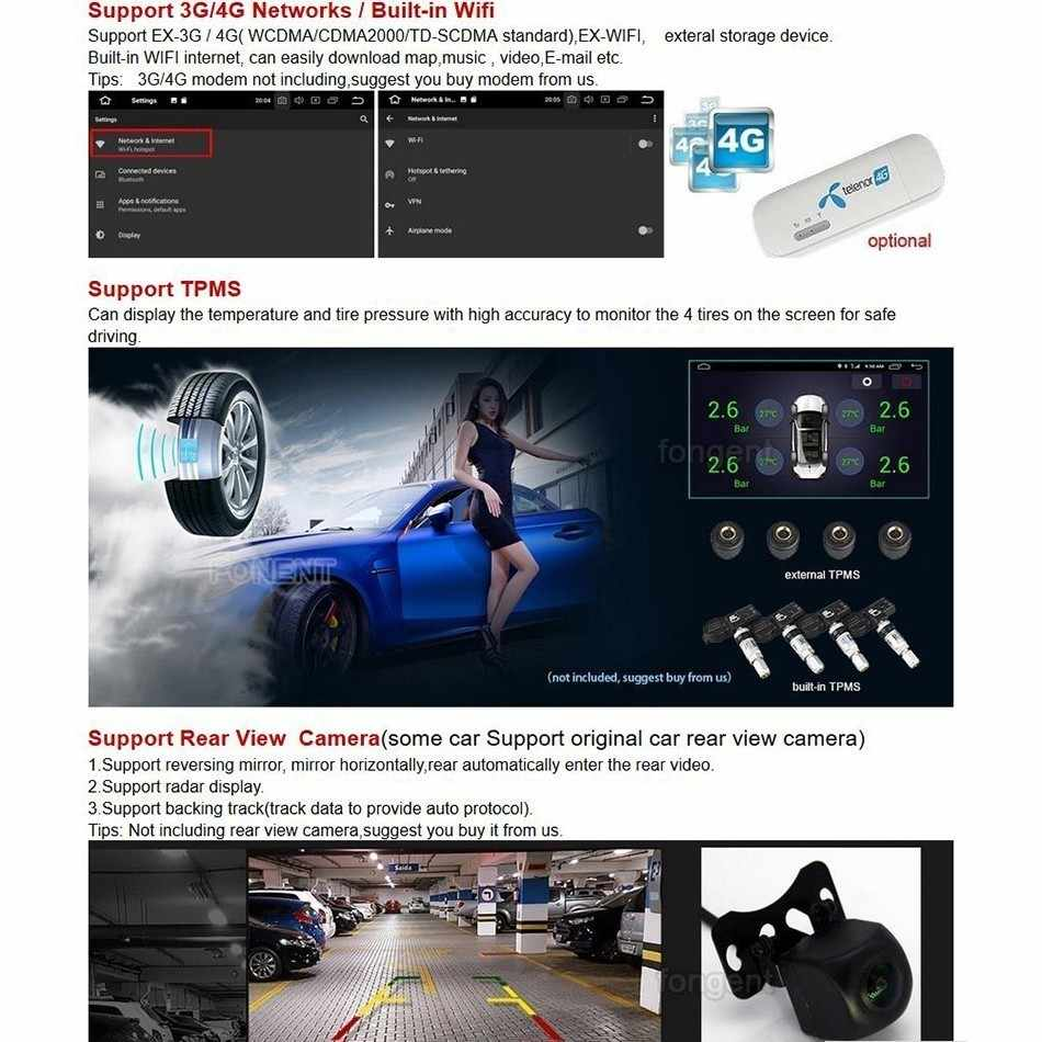 """لبيجو 208 2008 2012 2013 2014 2015 2016 الترفيه PC 10.2 """"الروبوت 9.0 سيارة راديو تلقائي الوسائط المتعددة GPS والملاحة لاعب"""