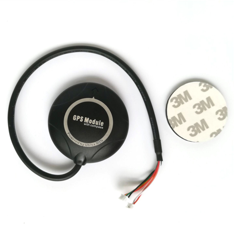 US $13 53 5% OFF|Ublox NEO M8N GPS Module w/ Shell Stand for APM APM2 5  APM2 6 Pixhawk 2 4  6-in Parts & Accessories from Toys & Hobbies on