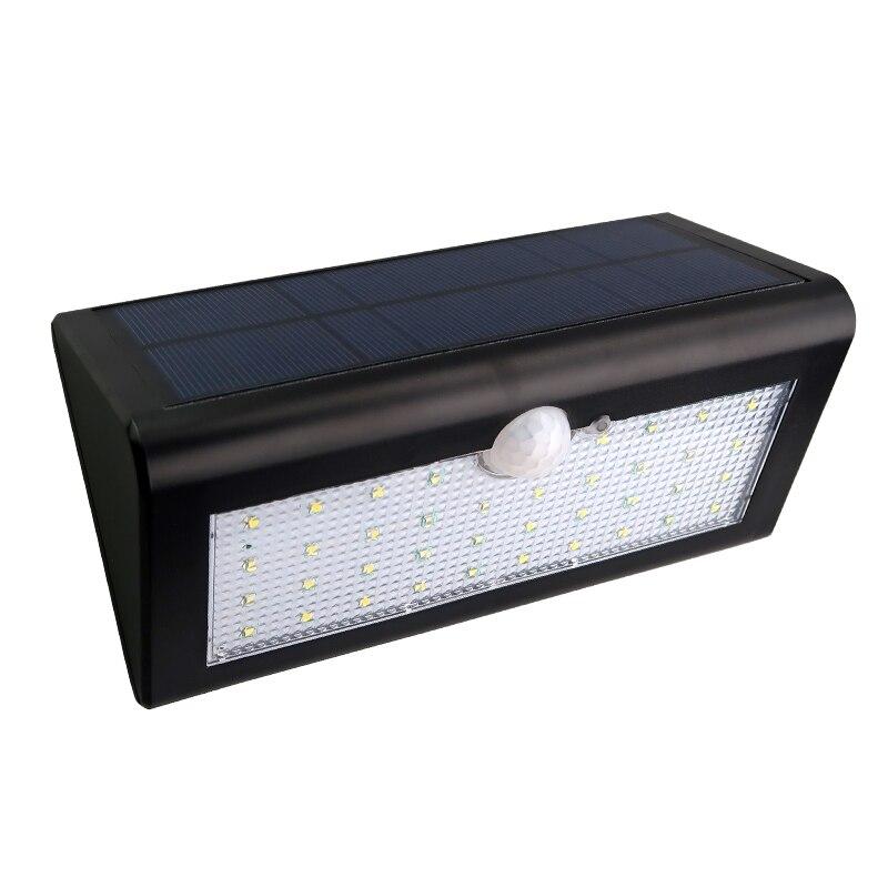 38 LED Solar Light Motion Sensor Solar Lamp Security Wall Light Outdoor Waterproof Solar Garden Light for Garden Swimming Pool