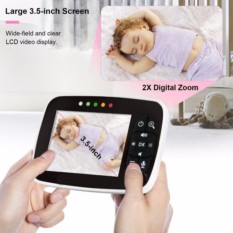 audio baby monitor