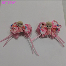 Free shipping Dancing of  ice and snow princess anna & Elsa hair accessories for elsa dress sale