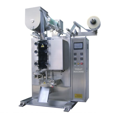 Automatic egg protein powder packing machine three four sides sealing packing machine in Relays from Home Improvement