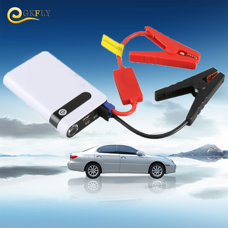 Mini Safety Portable 12000mAh Power Bank Charge For Car Battery Booster Buster 400A Petrol Diesel For iPhone 7 8 X xiaomi huawei