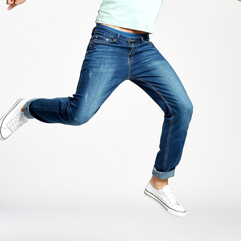 Drizzte Mens Jeans New Fashion Designer Plus Storlek 33 34 35 36 38 - Herrkläder - Foto 4