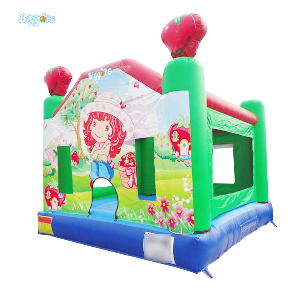 Cute Girl Inflatable Bouncer Castle Jumping Bouncer House Kids Bouncy Castle For Kids цена