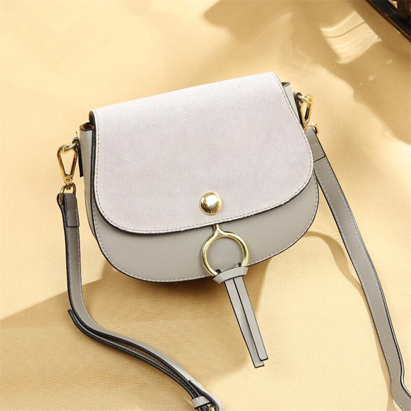 FoxTail Lily New Women Small Messenger Bags Genuine Leather Handbags Fashionable Classic Design Female Shoulder Crossbody