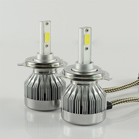 Car LED Headlights H7 H8 H11 HB3 9005 9006 H1 H3 H4 H10 5202 9007 9004