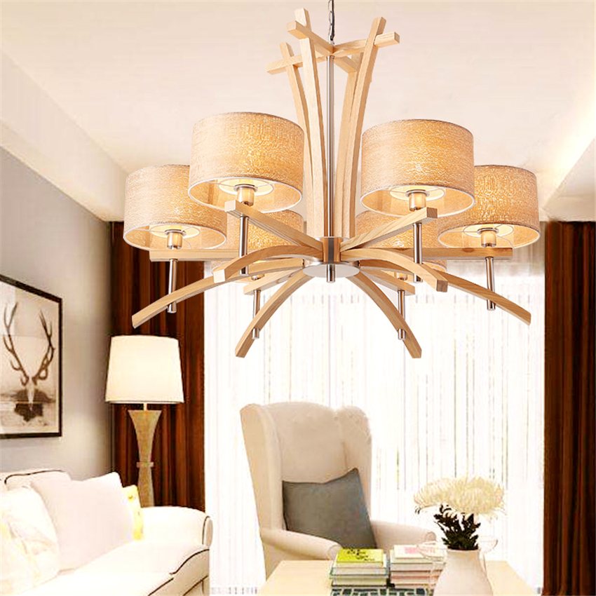 Us 190 68 20 Off Modern Light Led Chandelier Suspension Bedroom Living Room Study Pendant Lamps Lighting Deco Hanging Lamps Kitchen Lights Avize In