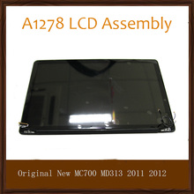 "Original New For Apple Macbook Pro 13"" A1278 LCD Screen Display Assembly MC700 MD313 2011 2012"
