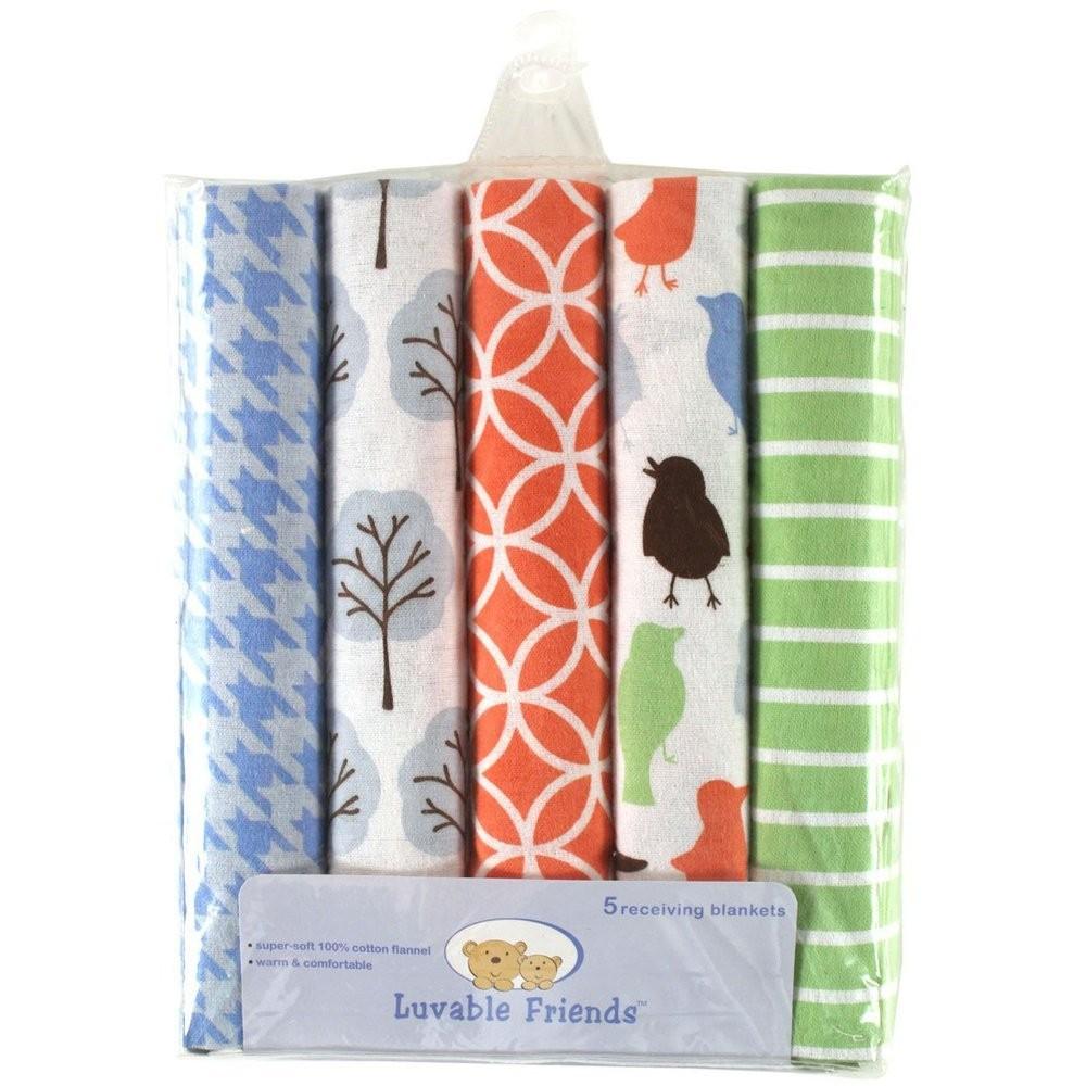 40070 Receiving Blankets  (4)