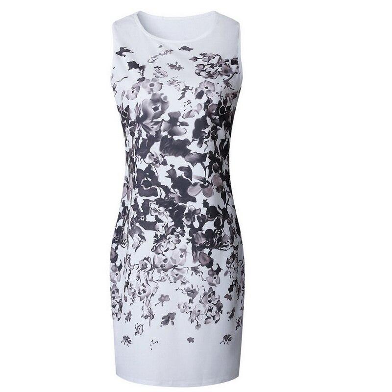 HTB10nnPdlKw3KVjSZFOq6yrDVXaq Women Summer Vintage Dress Middle Sleeve Floral Printed Ladies Dress Bodycon Casual Elegant Mini Pencil Dress Women