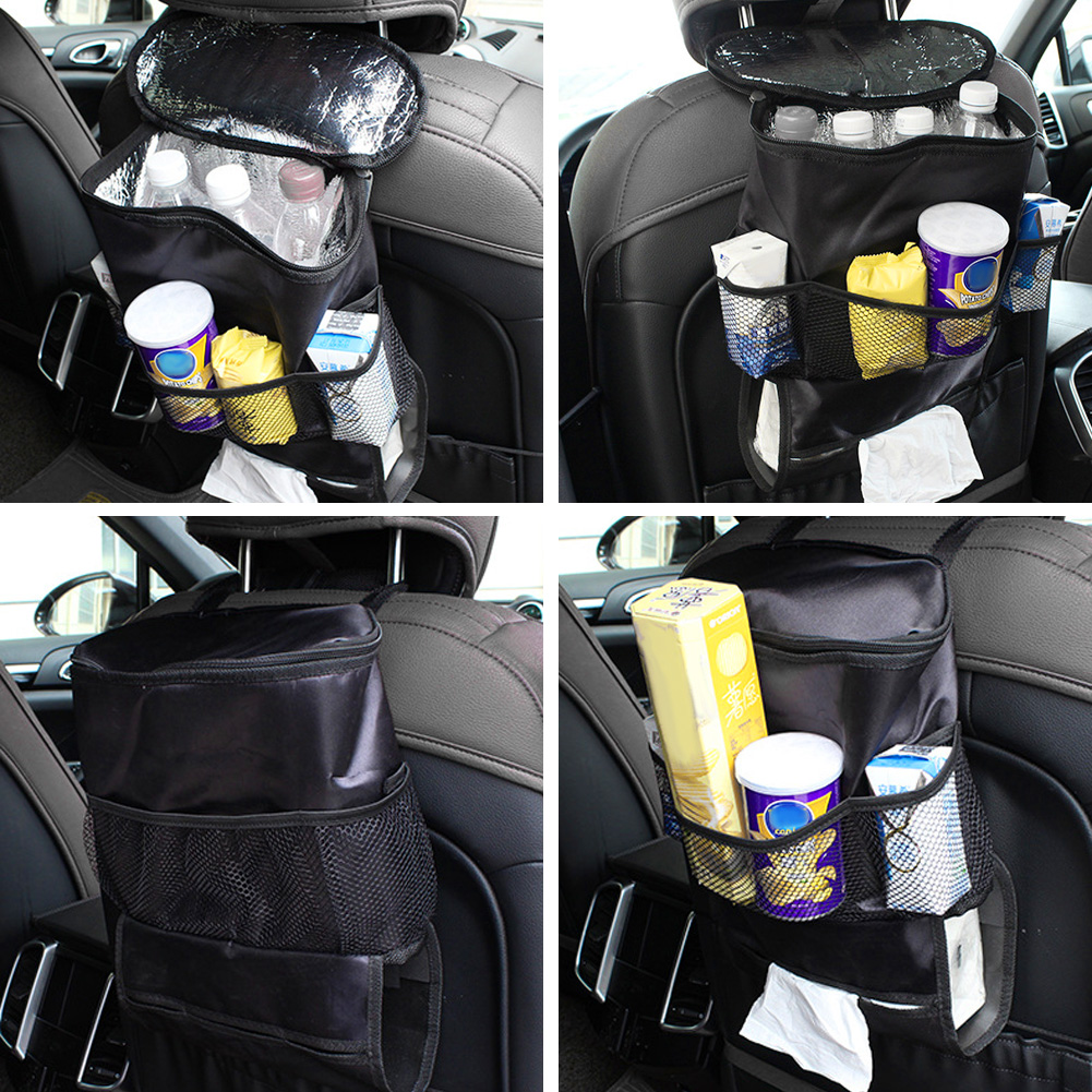 Best Quality Car Seat Organizer Holder Multi-Pocket Travel Storage Bag Hanger only on STKCar.com