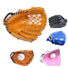 ZYMFOX бейсбольная перчатка, левая рука, мягкие перчатки для боулинга бейсбольные принадлежности, Taco de Basebol, bate de beisbol, Guantes de beisbol перчатки