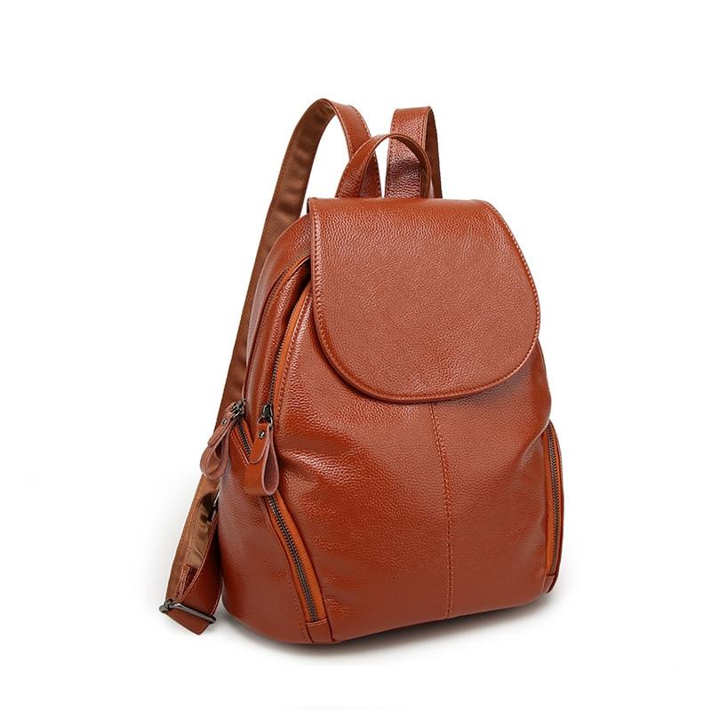 ФОТО Casual shoulder bag 2017 new college wind students simple backpack wild package ladies bag