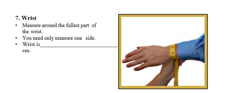 7.Wrist