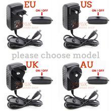 5V3A 5 V/3A Raspberry PI 3 modell B + Plus Power Adapter AUF/OFF schalter taste power versorgung ladegerät DC/AC Adapter NETZTEIL Stromquelle