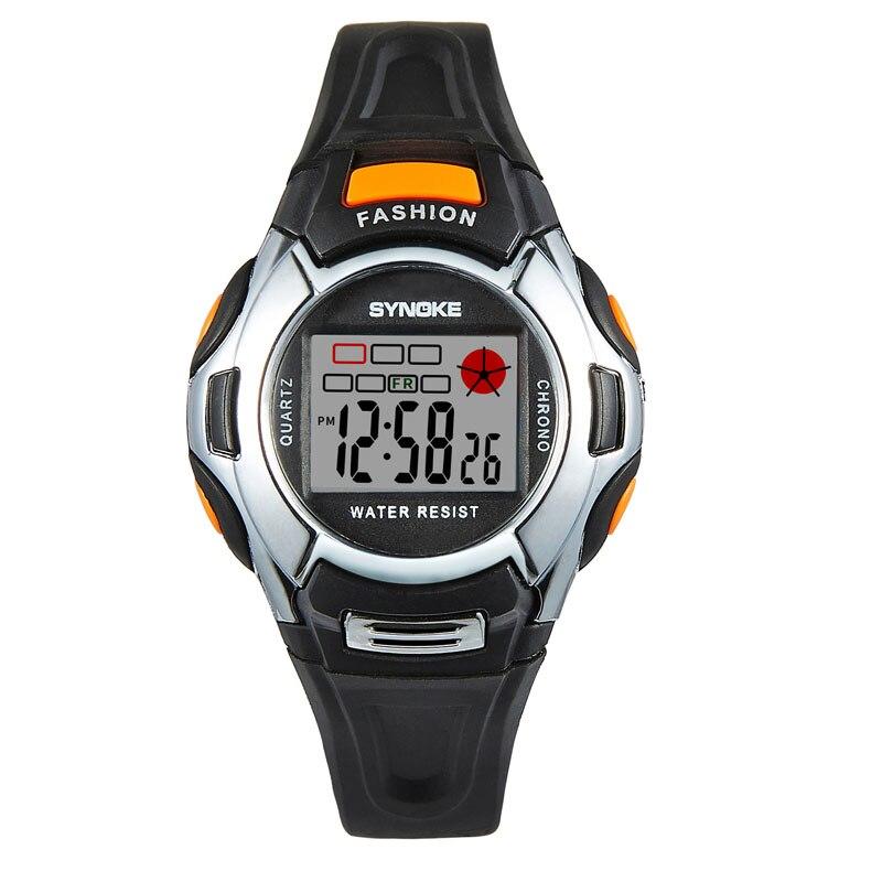 Children's Watches Lovely Boys Girls Digital Multifunctional Date Wristwatches Children Shockproof Waterproof Watch Kids Luminous Outdoor Sports Watches Clients First