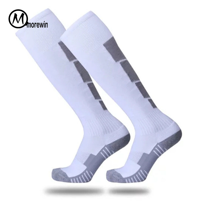 High Quality Ski Socks Football Soccer Socks Cotton Men Women Cycling Snowboard Sport Socks Skiing Socks