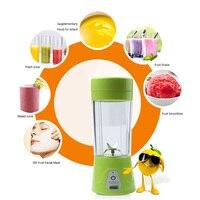 Juicer Lemon Orange Citrus Juicer Machine Mixer Portable Healthy Fruit Juicer Blender Cup USB Charging Kitchen Appliances