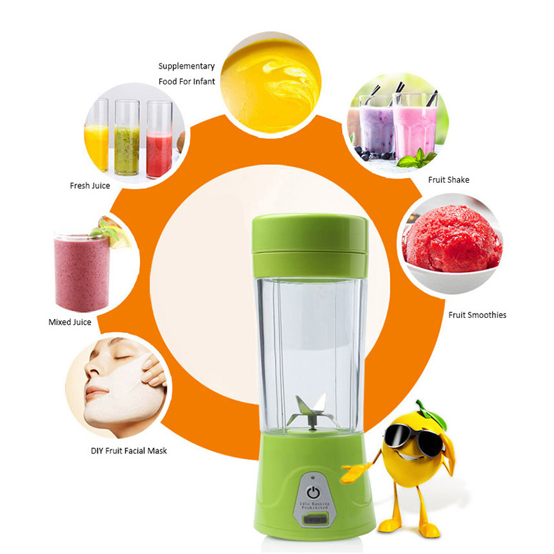Juicer Lemon Orange Citrus Juicer Machine Mixer Portable Healthy Fruit Juicer Blender Cup USB Charging Kitchen Appliances electric orange fruit juicer machine blender extractor lemon juice