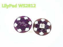 New LilyPad Pixel Board WS2812 module for arduino