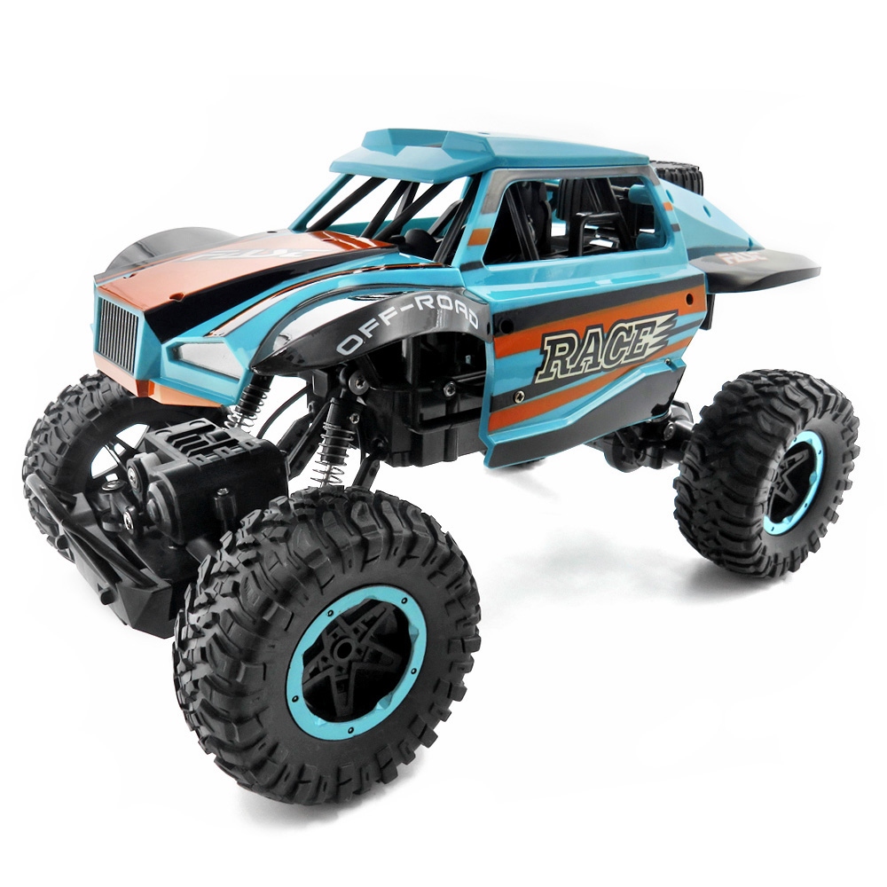Original Flytec SL - 115A RC Cars Toy 1/14 2.4GHz 25km/H Independent Suspension Spring Off Road Vehicle High Quality Crawler Car dynacord dynacord a 115a