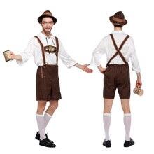 00929a6b809 Adult Halloween Costumes For Men Hot German Beer mascot Costume kid Oktoberfest  Beer Festival Costume Mens