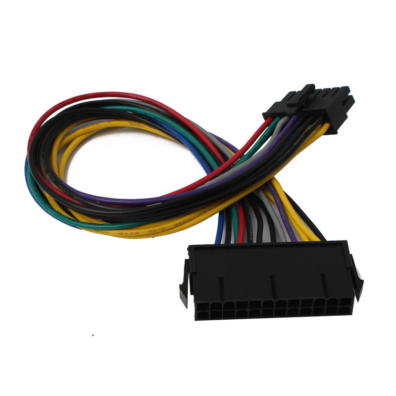 все цены на  Top Quality Original 24Pin To 14pin Power Supply ATX Cable for Lenovo Q77 B75 A75 Q75 Motherboard  онлайн