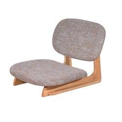 หรูหราและญี่ปุ่น Zaisu Tatami เก้าอี้ที่นั่งด้านหลังสนับสนุนสำหรับห้องนั่งเล่นห้องนอนเฟอร์นิเจอ...