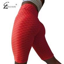 Women High Waist Shorts Workout Out Pocket Activewear Running Fitness Shorts Athletic Leggin Shorts