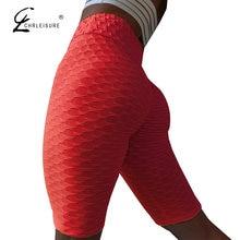 Culotes deportivos para mujer, pantalones cortos de entrenamiento de cintura alta