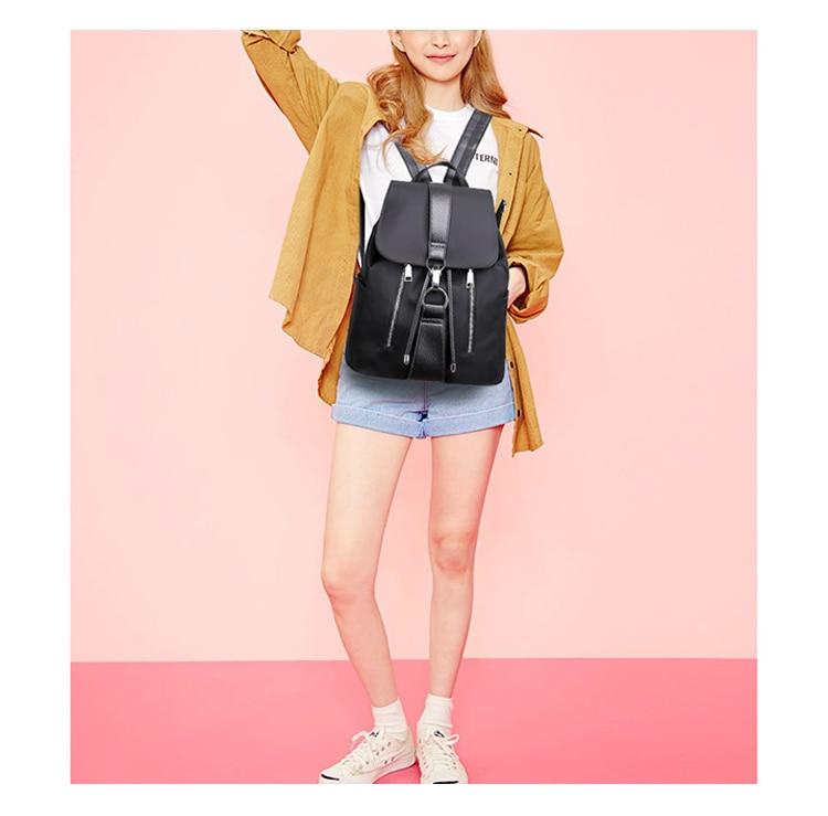 HTB10nrRfmMmBKNjSZTEq6ysKpXal Fashion Waterproof Oxford Backpack Girls Schoolbag Shoulder Bag High Quality Women Backpacks Mochila Feminina