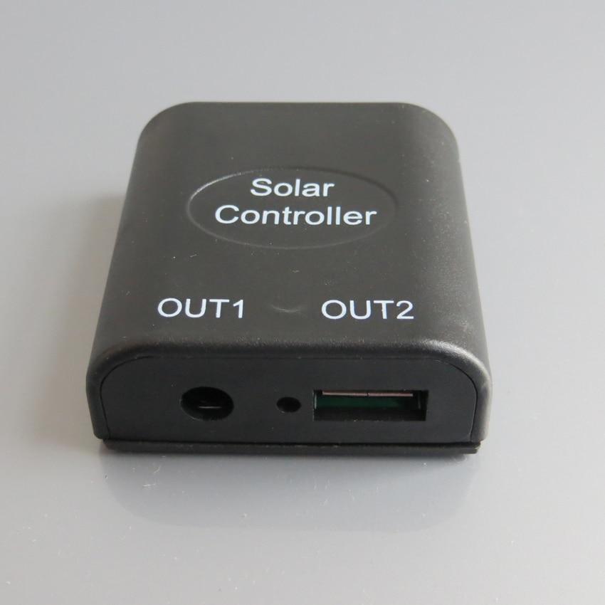Baterias Solares 5 v 2a + 12 Marca : Caciquesolar