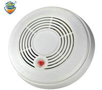 (10pcs) Security Battery Powered Combination Smoke Alarm CO Carbon Monoxide Poisoning Sensor Photoelectric CO & Smoke Detector
